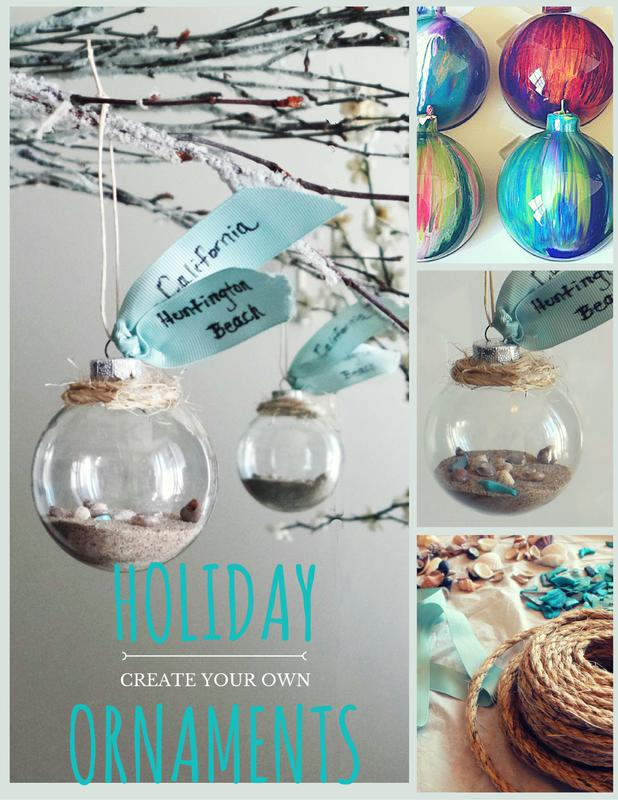 Ourcalendar How to make your own ornament